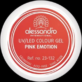 alessandro Colour Gel 132 Pink Emotion