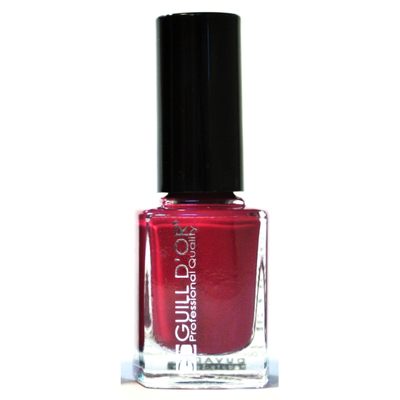 GUILL D´OR Nagellack - Hot Pink 12ml