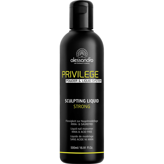alessandro Privilege Sculpting Liquid Strong 500 ml