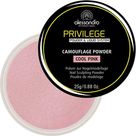 alessandro CAMOUFLAGE POWDER COOL PINK 25 g