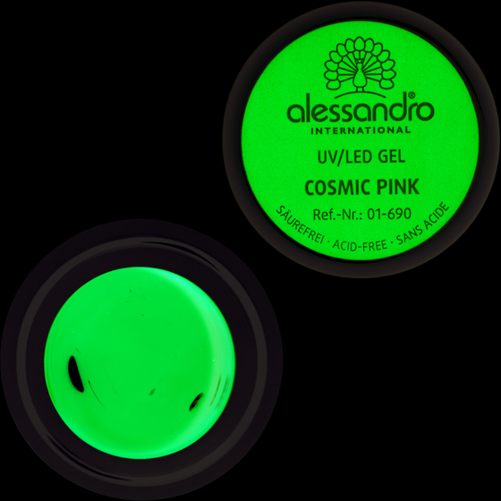 alessandro Colour Gel Cosmic Chic - Cosmic Pink 5g