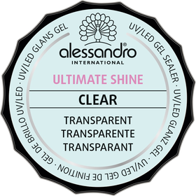 alessandro Ultimate Shine CLEAR 15g